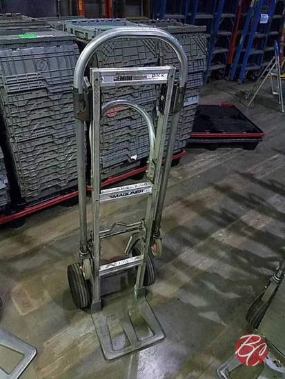 2 Wheel Convertible Hand Truck Dolly