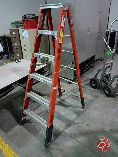 Werner Ultra Pro Series Special Duty Ladder 6'