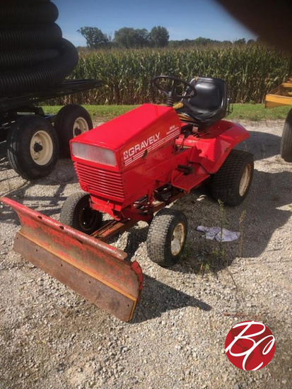 Gravely Lawn Tractor W/ Blade