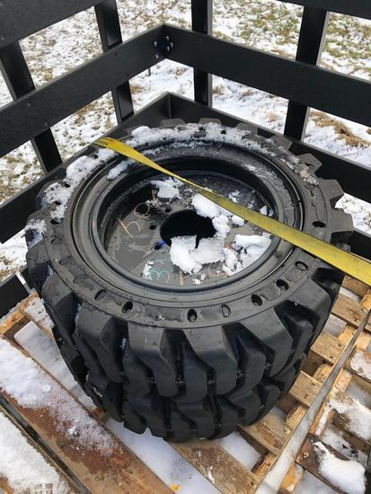Brawler Solid Tires