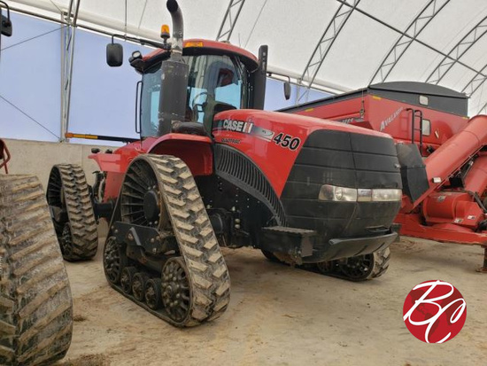 Case 450 Rowtrac Tractor