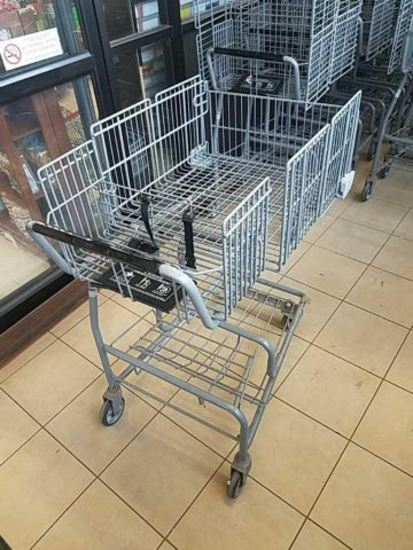 Technibilt Shopping Carts