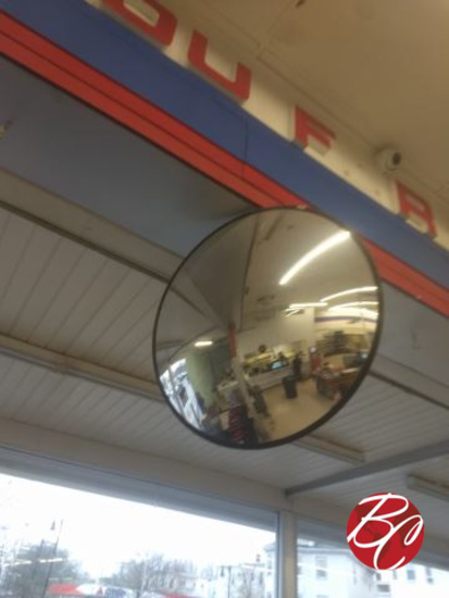 """Convex Mirror 24"""""""