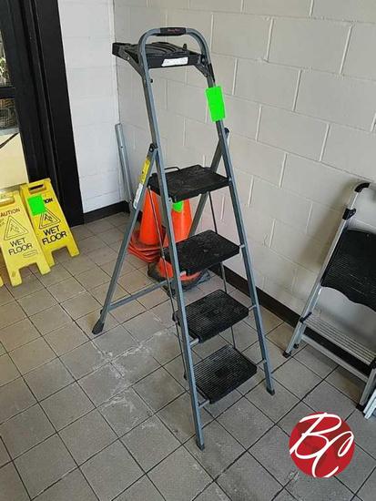 Skinny Mini Step Ladder 4ft