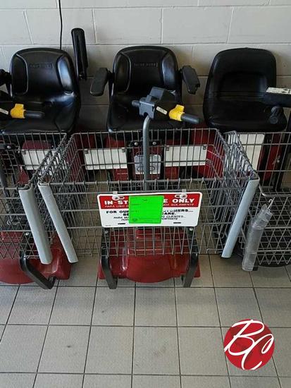 Smartkart Power Shopping Cart