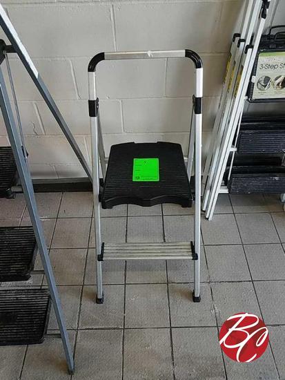 Step Stool Ladder 1ft