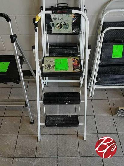 Skinny Mini 3-step Stool Ladder 2ft