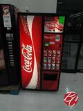 Royal Vendors 12 Slot Bottle Soda Machine