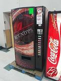 Dixie- Narco 10 Flavor Can Soda Machine