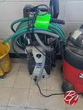 Blue Clean Pressure Washer W/ Hose & Gun