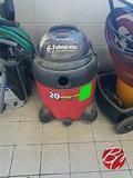 Shop Vac 6.5 Peak Hp Wet/ Dry Vacuum