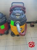 Shop Vac Industrial 6.5 Peak Hp Wet/ Dry Vacuum