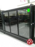 2013 Arneg Medium Temp Floral Cooler Doors