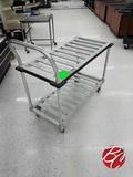National Aluminum Stock Cart