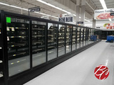 2014 Zero Zone Low Temp Freezer Doors M# 5rvzc30