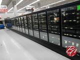 2014 Zero Zone Low Temp Freezer Doors M# 5rvzc30bb