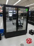 2014 Zero Zone Low Temp Freezer Door End Cap