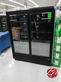 2014 Zero Zone Low Temp Freezer Doors End Cap
