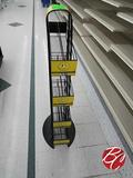 Merchandising Display Rack