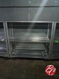 Aluminum Stock Cart 60