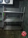 New Age Aluminum Stock Cart 60