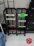 Merchandising Rack On Casters