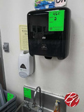 Paper Towel & Soap Dispensers