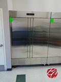 New Fagor Concept Stainless Steel 2-door Cooler
