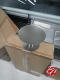 New Stainless Steel Pedestals 5