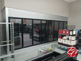 8-glass Door Dairy Cooler