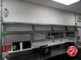 Stainless Steel Overhead Shelf 175 1/2