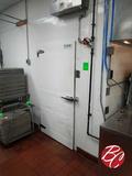Leer Walk In Freezer & Cooler Combo