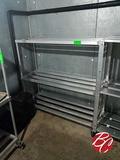 Aluminum 3-tier Racks 60