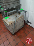 Full Size Sheet Pan Cart