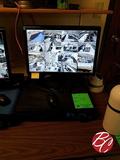 Multi- Plex Security System W/ 16 Cameras
