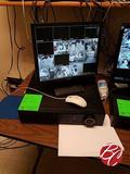 Multi- Plex Security System W/ 9 Cameras
