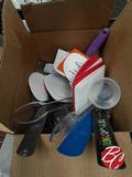 Assorted Lot Of Kitchen Utensils
