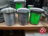 Wear-ever Aluminum Measuring Jugs