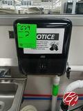 Tork Paper Towel & Soap Dispensers