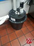 Garbage Disposal Pump M# 6-cia