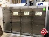 Federal 4- Door Rolling In Rack Cooler
