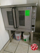 Ge Electric Convection Oven