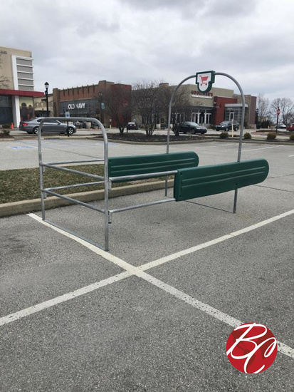 Cart corral