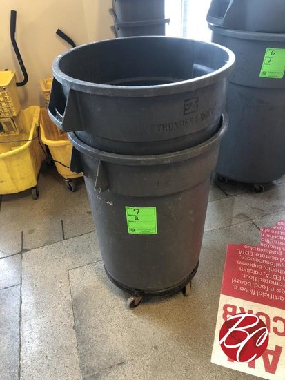 Brute Garbage Cans