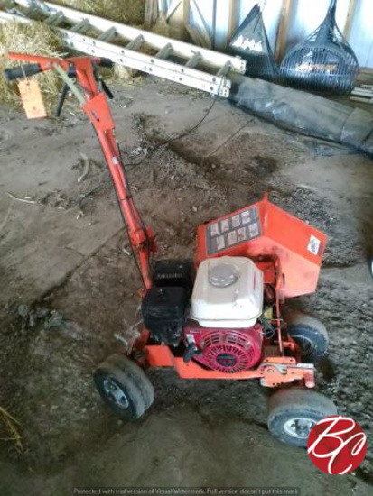 Husqvarna Be 550 Edger