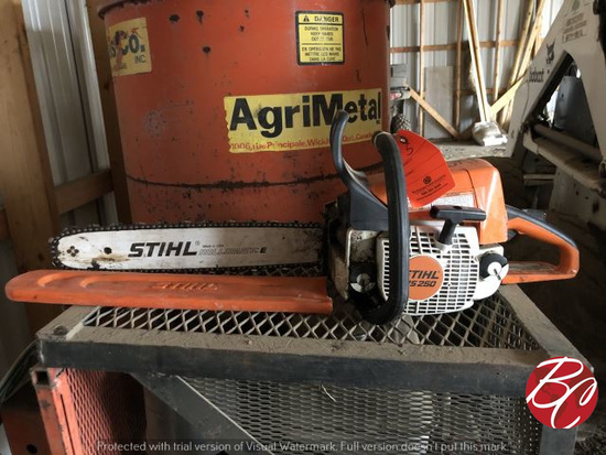 Ms 250 Stihl Chain Saw