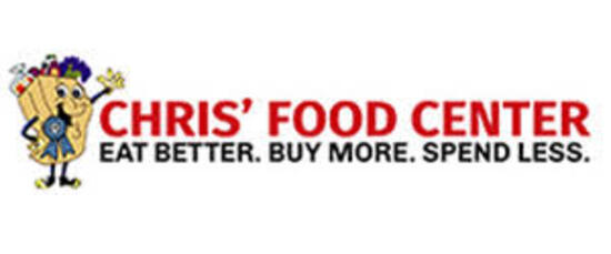 Chris' Food Center Online Auction Ends 5.27.20