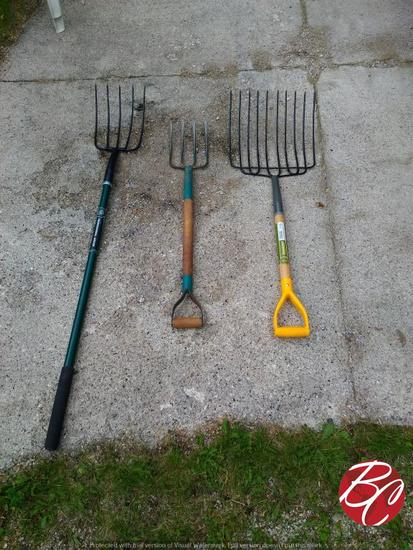 Pitch Forks