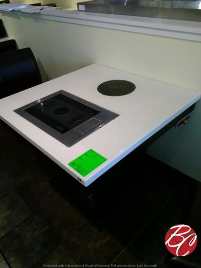 WeiLin Hot Pot Table