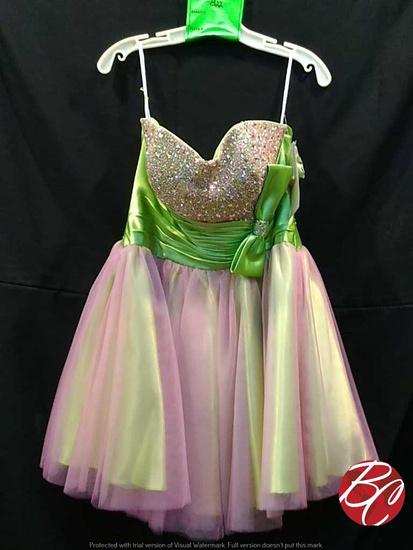 New Sparkle Dress